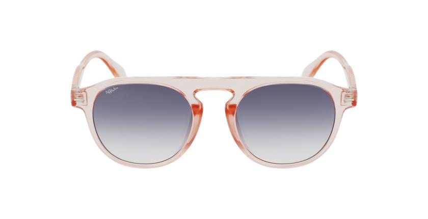 Gafas de sol BEACH rosa - vista de frente
