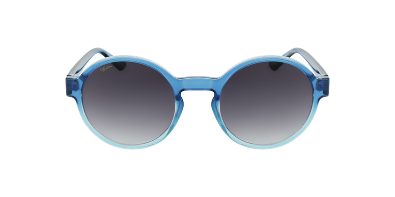 Gafas de sol mujer CHACHA azulvista de frente