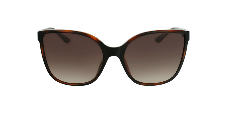 Gafas de sol mujer GU7748 marrónvista de frente