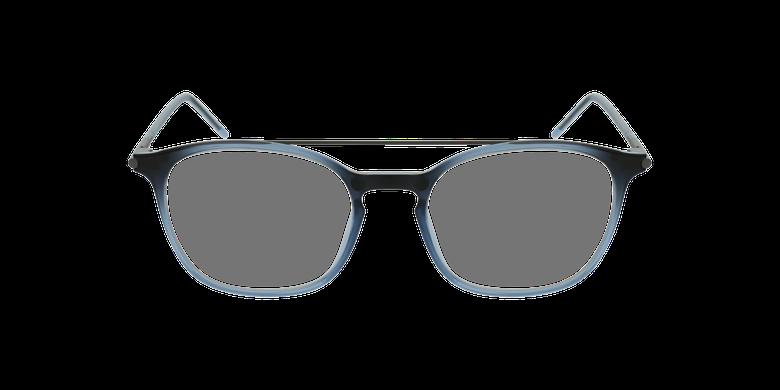 Gafas graduadas hombre MAGIC 71 azulvista de frente