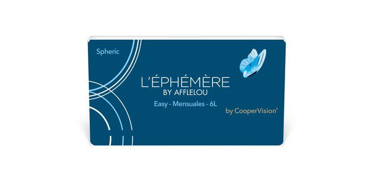 Lentillas L'EPHEMERE EASY - MENSUAL