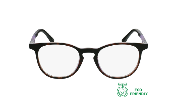 Gafas graduadas niños MAGIC 78 ECO-RESPONSABLE morado/turquesa - vista de frente