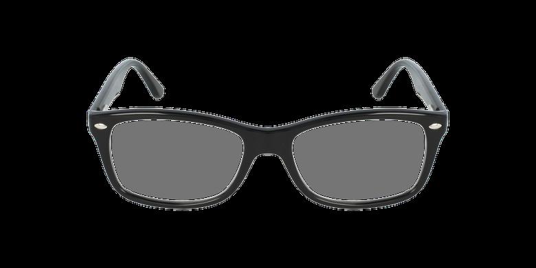 Gafas graduadas mujer RX5228 negrovista de frente