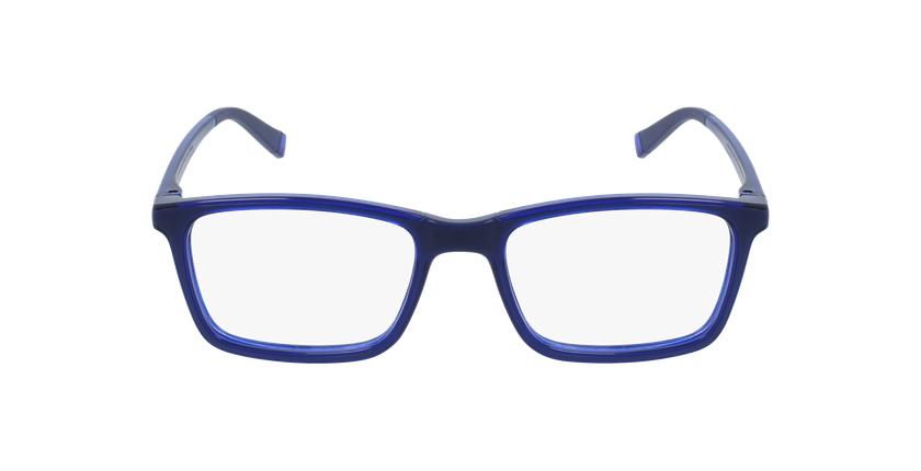 Gafas graduadas niños RFOC1 azul - vista de frente