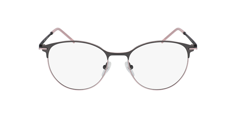 Gafas graduadas mujer MEROPE gris/rosa