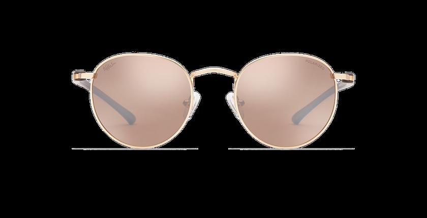 Gafas de sol MOE POLARIZED dorado/marrón - vista de frente