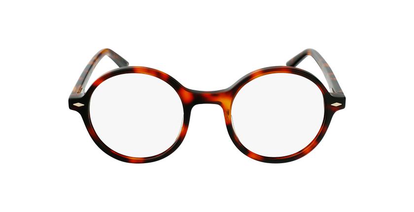 Gafas graduadas CAMELIA carey/marrón - vista de frente
