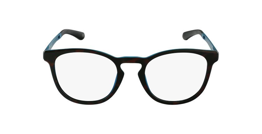 Gafas graduadas hombre MAGIC 63 carey/verde - vista de frente