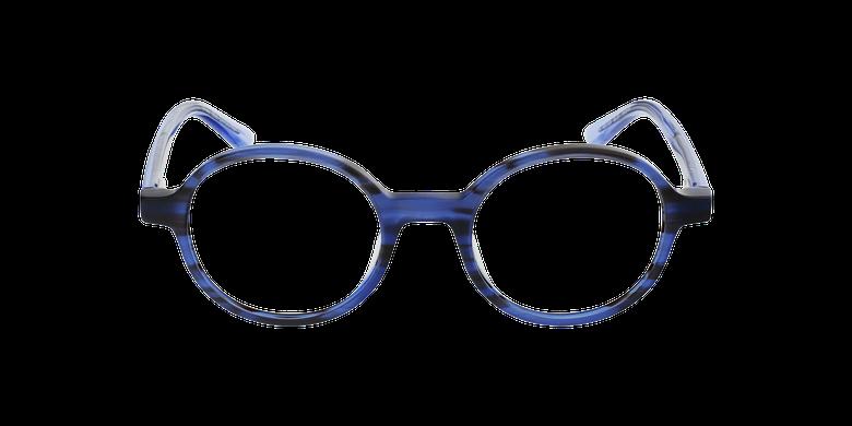 Gafas graduadas mujer OAF21619 azulvista de frente