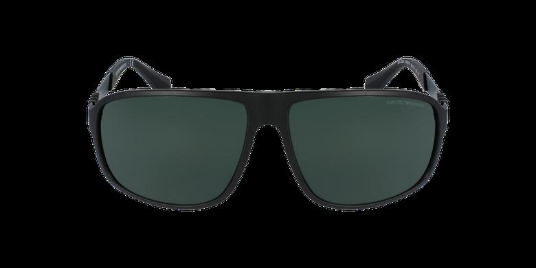 Gafas de sol hombre 0EA4029 negrovista de frente