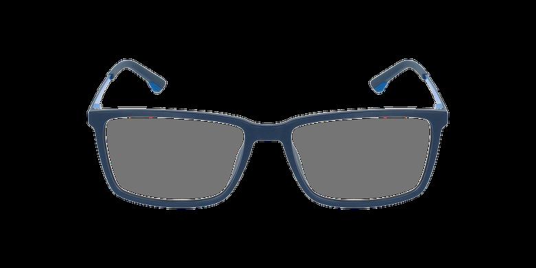 Gafas graduadas hombre VPL949 azul/azulvista de frente