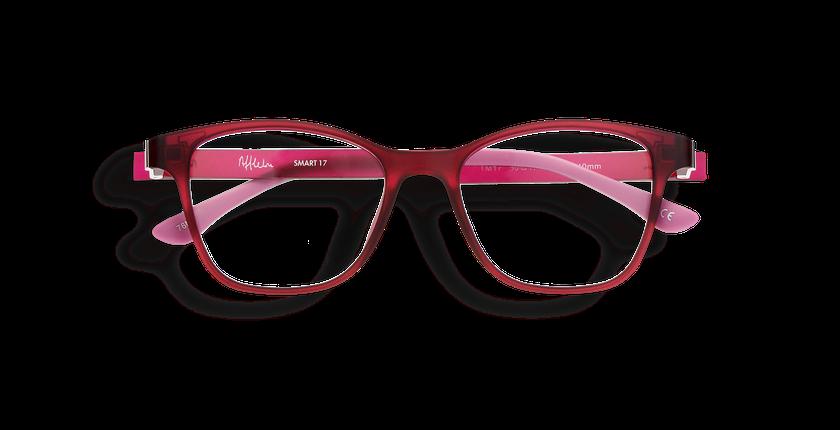 Gafas graduadas mujer MAGIC 17 morado/morado frozen - vista de frente