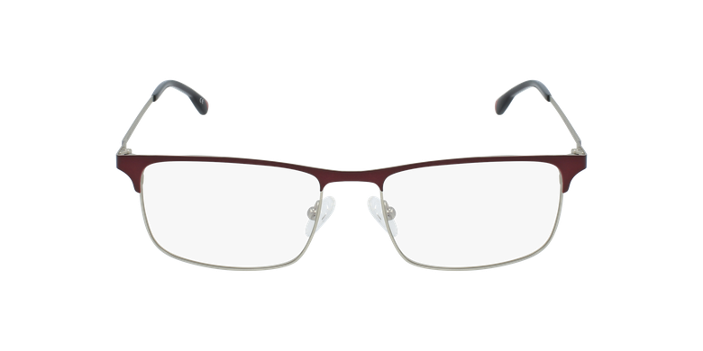 Gafas graduadas hombre MAGIC 51 BLUEBLOCK rojo/plateado