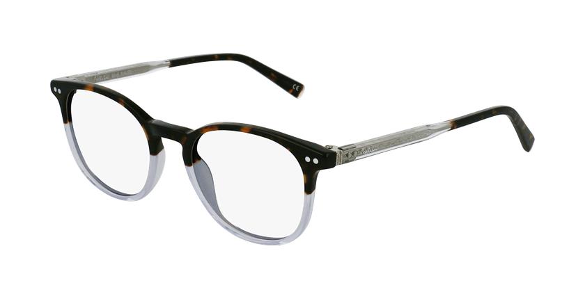 Gafas graduadas RAVEL blanco - vue de 3/4