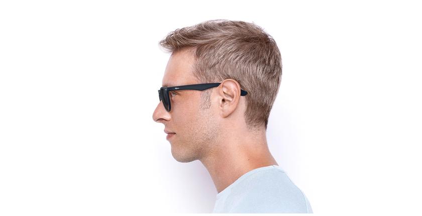 Gafas de sol H2O azul - vista de lado