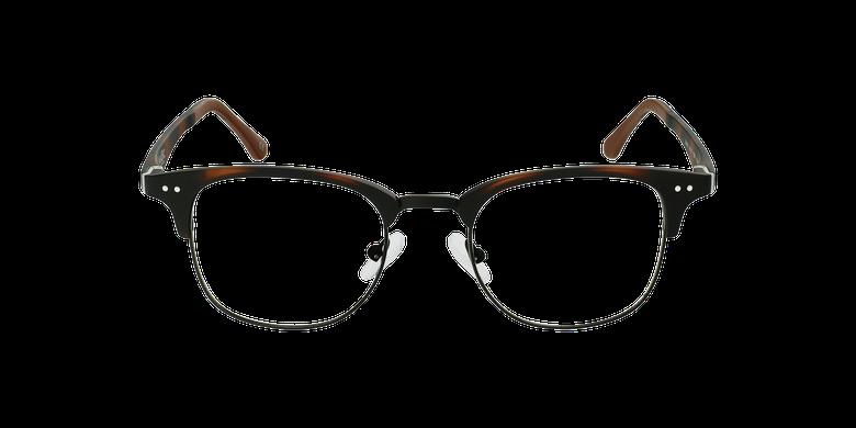 Gafas graduadas TMG92 carey/negrovista de frente