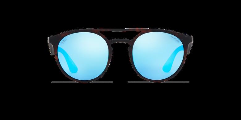 Gafas de sol LIONI POLARIZED careyvista de frente