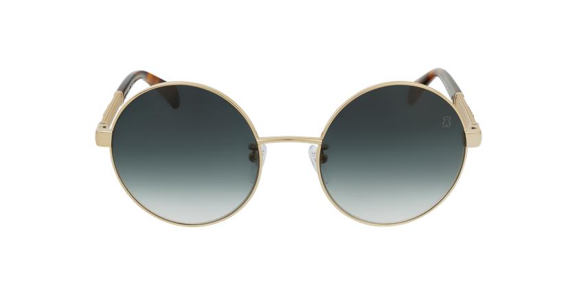 Gafas de sol mujer STO407 dorado/rosa - vista de frente