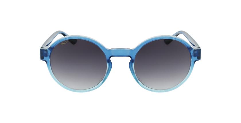 Gafas de sol mujer CHACHA azul - vista de frente