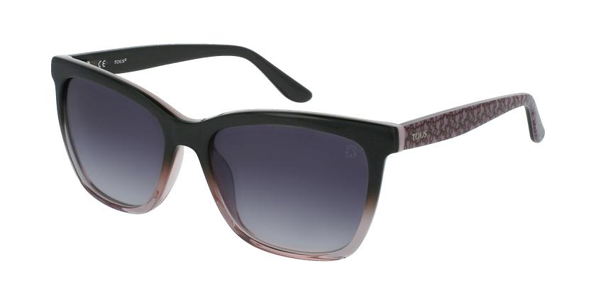 Gafas de sol mujer STOA02 rosa/gris - vue de 3/4