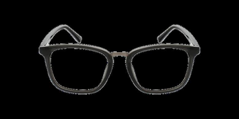 Gafas graduadas hombre OAH21613 gris/grisvista de frente