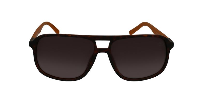 Gafas de sol hombre TB9200 marrón - vista de frente