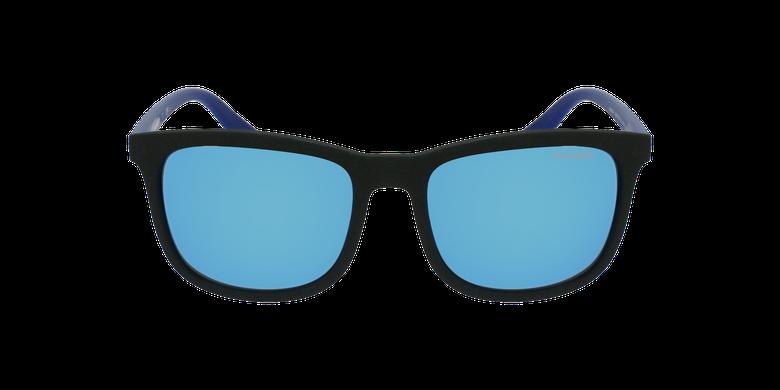 Gafas de sol hombre CHENGA negrovista de frente