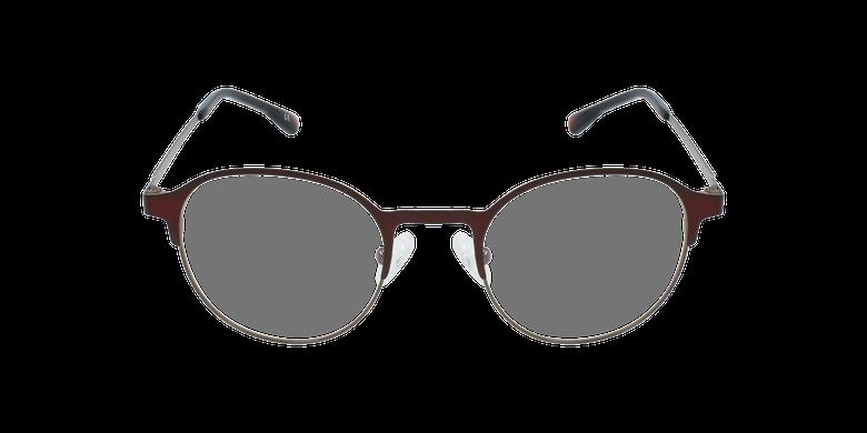 Gafas graduadas hombre MAGIC 53 BLUEBLOCK rojo/marrón