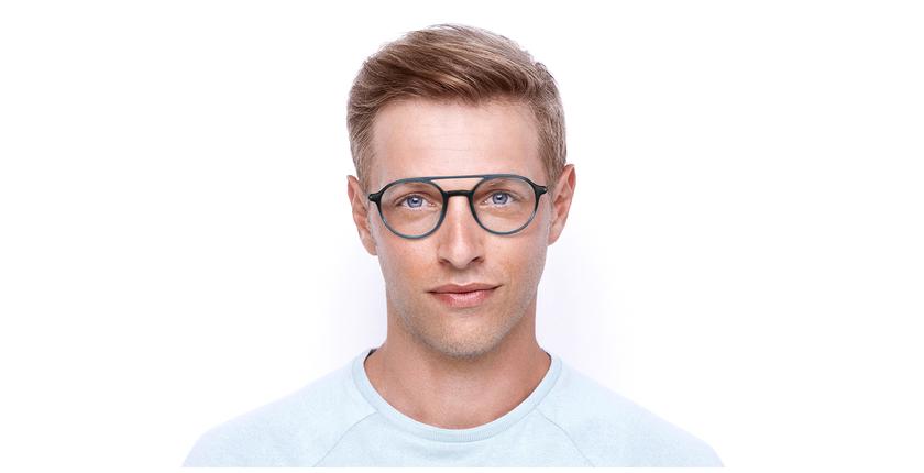 Gafas graduadas MAGIC 74 azul - vista de frente