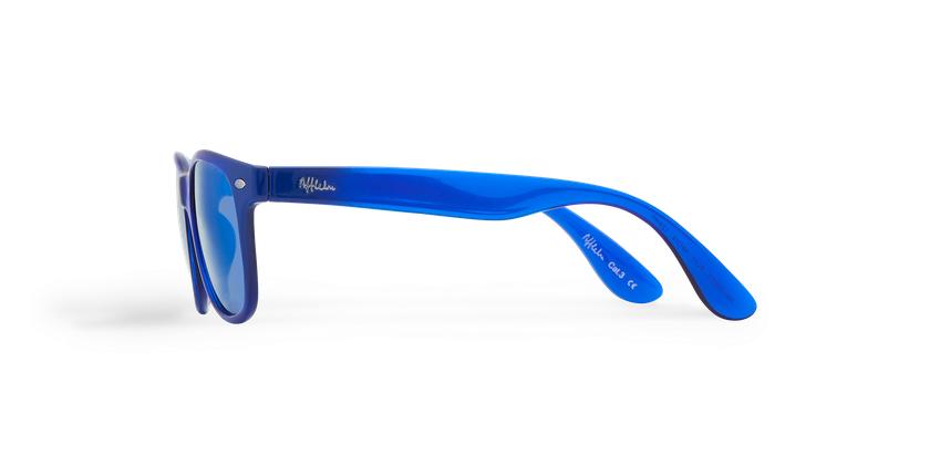 Gafas de sol niños SPEED - NIÑOS azul - vista de lado
