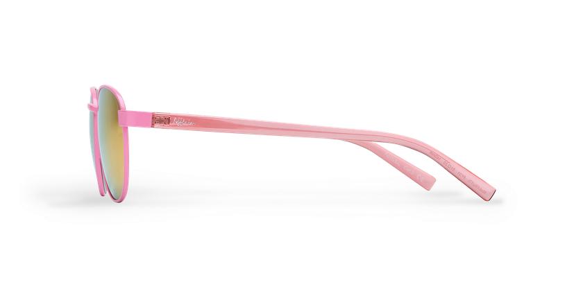 Gafas de sol mujer FRUTTI rosa - vista de lado