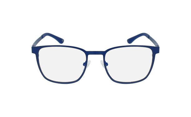 Gafas graduadas hombre MAGIC 42 BLUEBLOCK azul - vista de frente