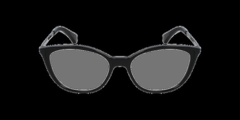 Gafas graduadas mujer RA7114 negro/negrovista de frente