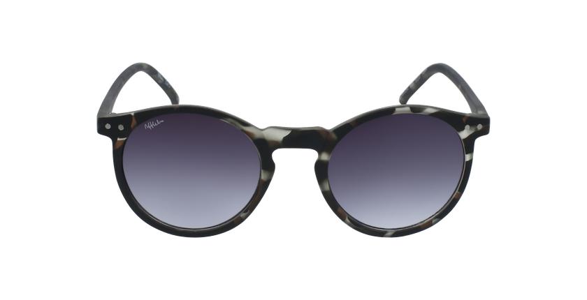 Gafas de sol AGUILERA carey/negro - vista de frente