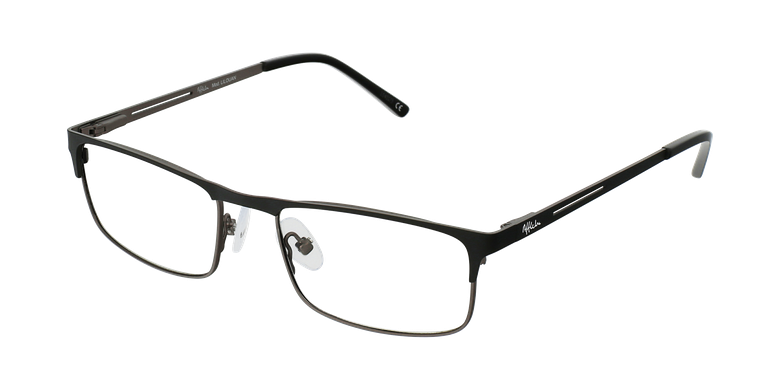 Gafas graduadas hombre LILOUAN negro/gris