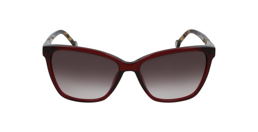 Gafas de sol mujer SHE796 rojo - vista de frente