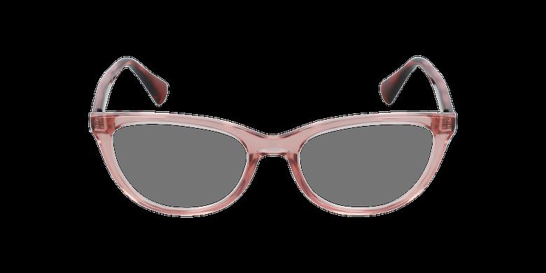 Gafas graduadas mujer RA7111 rosa/careyvista de frente