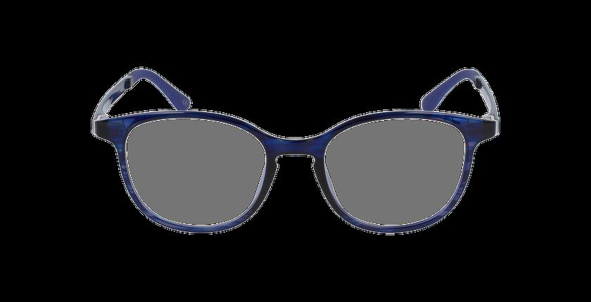 Gafas graduadas mujer MAGIC 09 morado - vista de frente