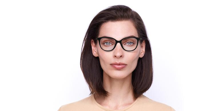 Gafas graduadas mujer NOUR negro