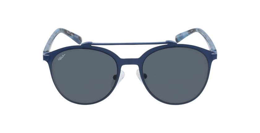 Gafas de sol niños JACQUES - NIÑOS azul - vista de frente