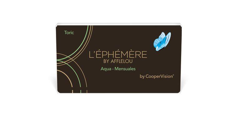 Lentillas L'EPHEMERE AQUA TORIC - MENSUAL