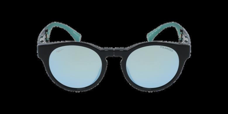 Gafas de sol mujer SLALOM negro/turquesa
