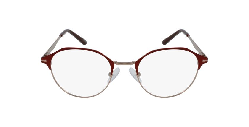 Gafas graduadas mujer OAF20524 rojo/rosa - vista de frente