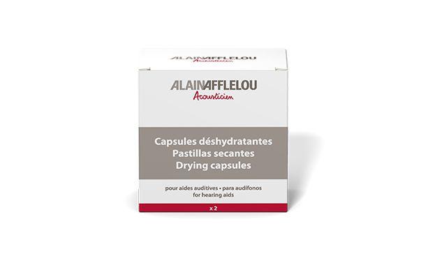 Cápsulas deshidratantes ultra potentes para audífonos - 2 Unidades