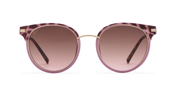 Gafas de sol mujer BARCELO morado/carey - danio.store.product.image_view_face