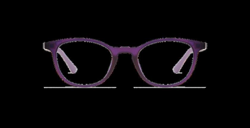 Gafas graduadas mujer MAGIC 18 morado/morado frozen - vista de frente
