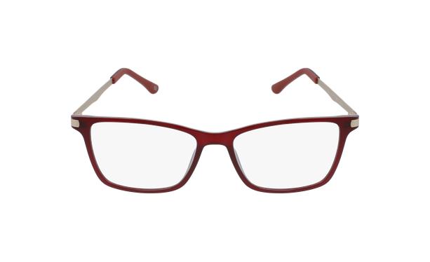 Gafas graduadas mujer MAGIC 61 BLUEBLOCK rojo - vista de frente