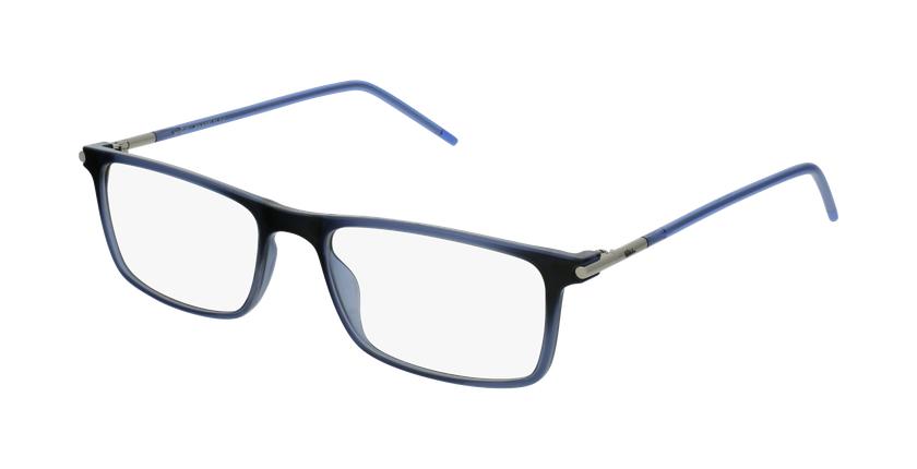 Gafas graduadas hombre MAGIC 72 azul - vue de 3/4