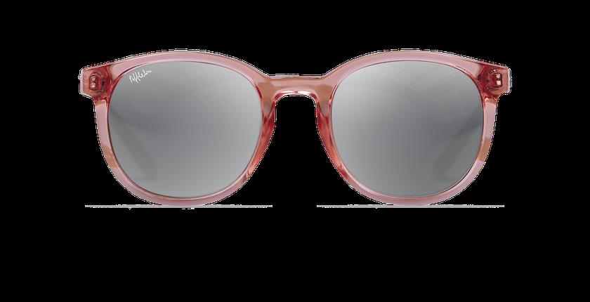 Gafas de sol mujer ARUBA rosa - vista de frente