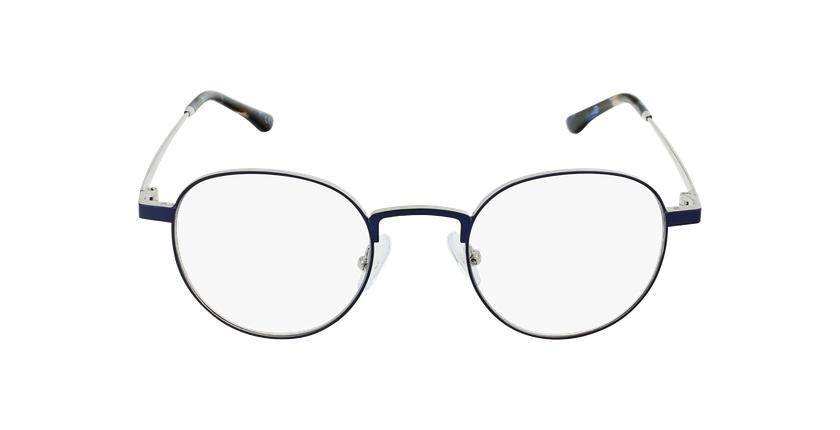 Gafas graduadas MAGIC 70 azul/plateado - vista de frente
